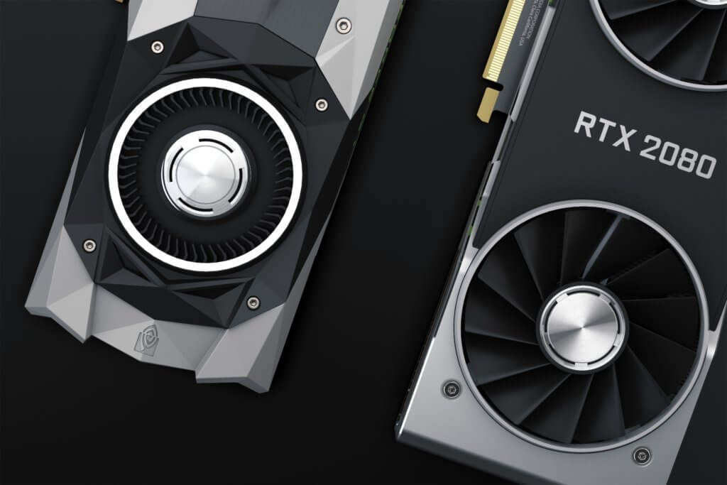 Schede grafiche Nvidia GeForce di recente generazione a confronto.